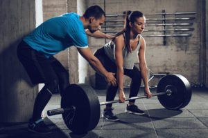 health and fitness coach for weight lifting