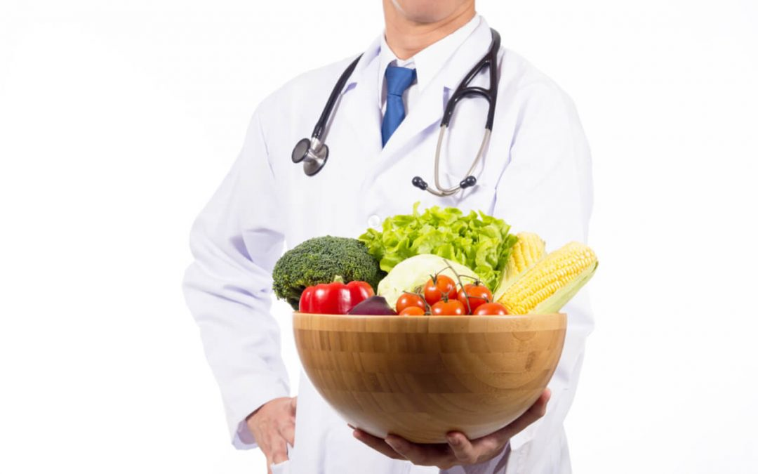 Benefits of good nutrition on health