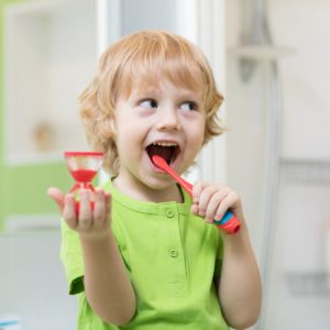 tooth brushing activities for preschoolers