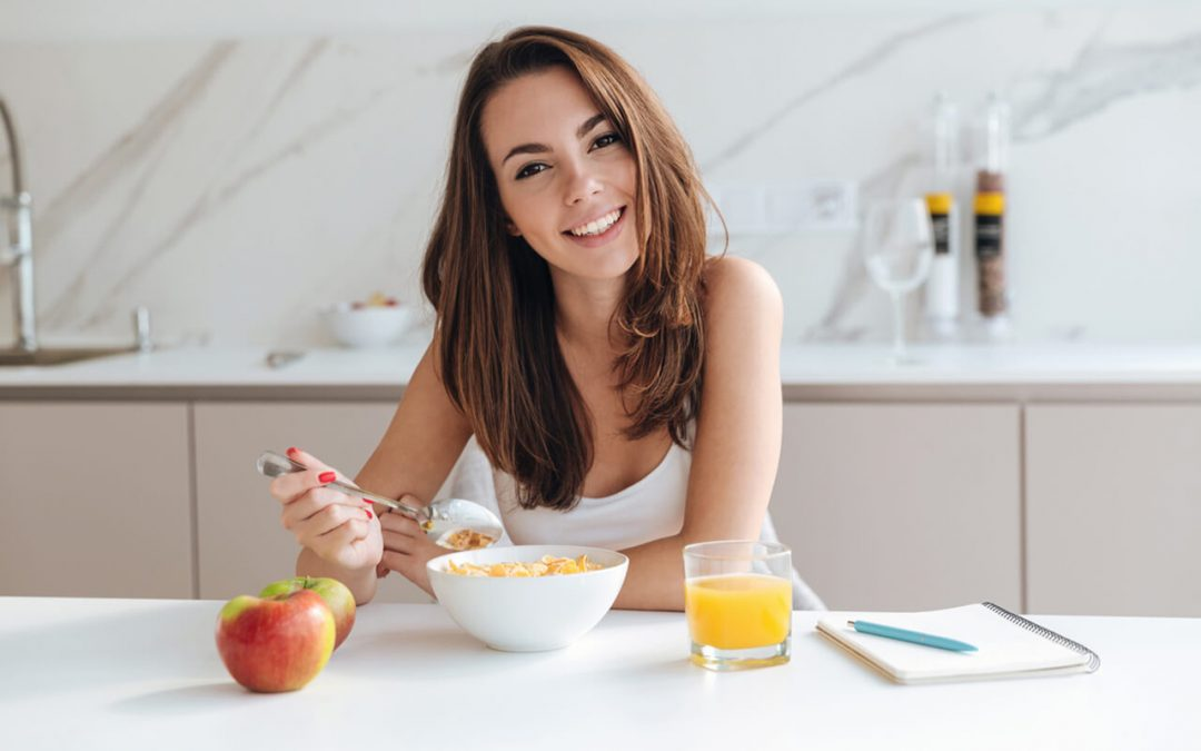 What Are The Nutrition Facts Of A Healthy Breakfast