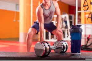 Weight Training Requires That Individuals Add Supplemental Protein To Their Diet Lift