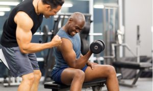 preventing illness with resistance training