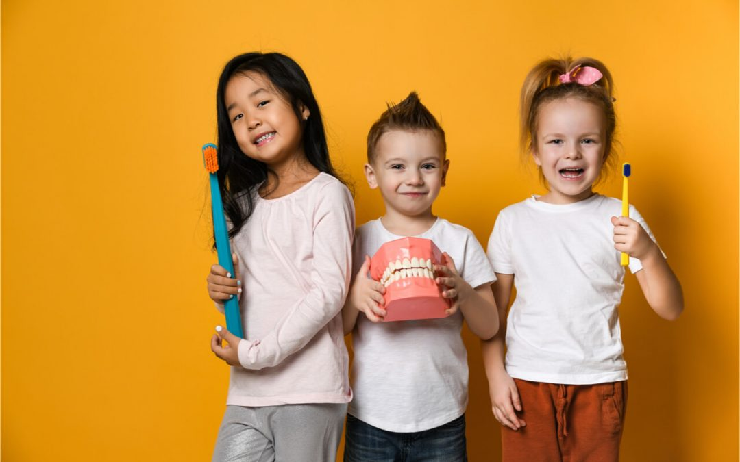 Tooth Brushing Activities for Preschoolers