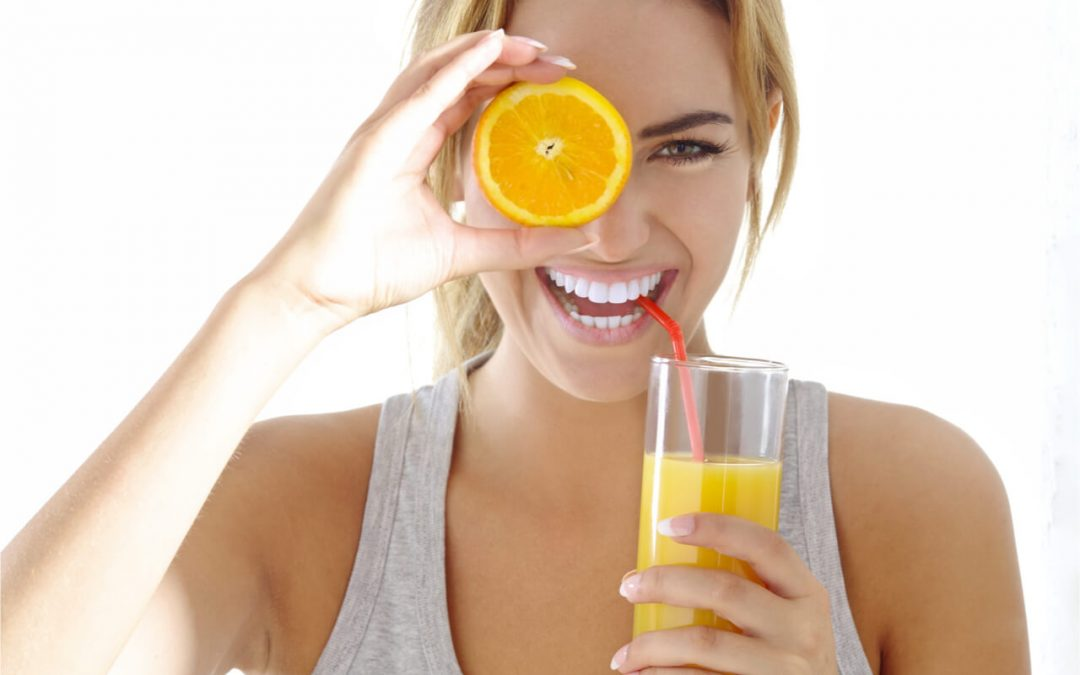 Which Fruit Juice Is Good For Eyes?